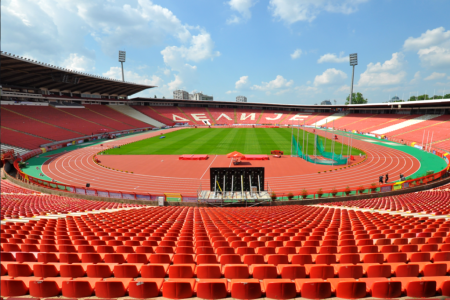 marakana rajko mitic stadioni beograd vozdovac