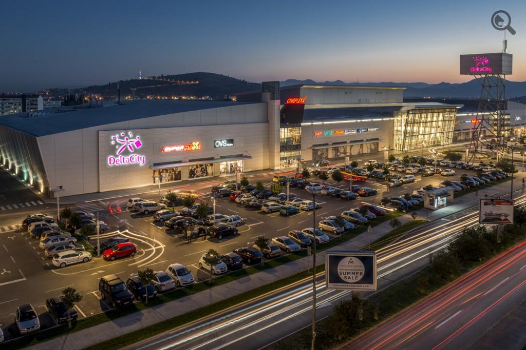 Trzni Centar Delta City Trzni Centri Beograd