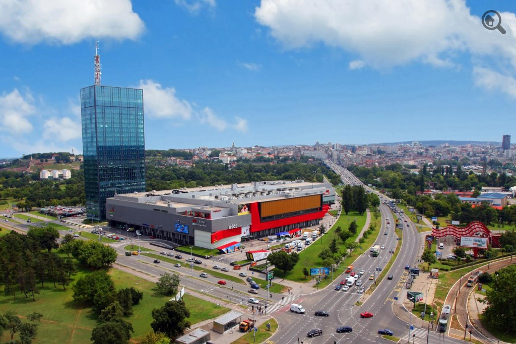 Usce Shopping Center Belgrade Shopping Centers
