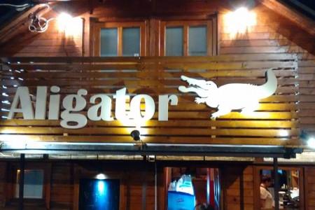 Splav Aligator