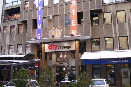 city passage belgrade shopping centers centar