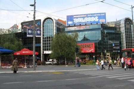 staklenac trzni centri beograd centar