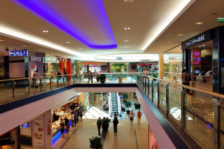 Enjub Shopping Center