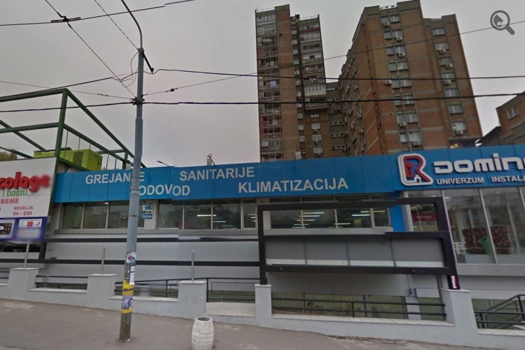 Trzni Centar Pasino Brdo Trzni Centri Beograd