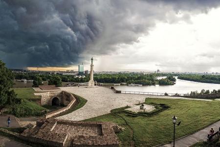 Znamenitost Beogradska Tvrdjava
