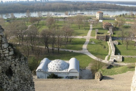The Kalemegdan planetarium Attraction