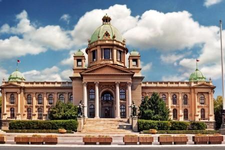 narodna skupstina republike srbije znamenitosti beograd centar