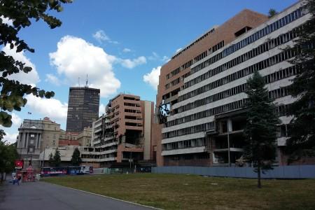 zgrada generalstaba i ministarstva odbrane belgrade attractions centar4