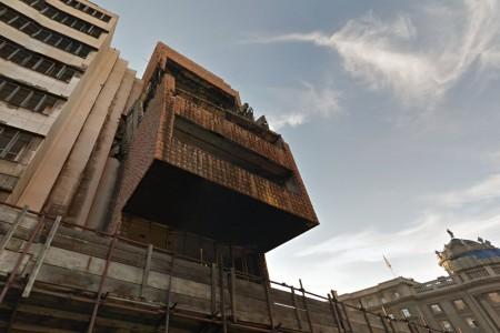 zgrada generalstaba i ministarstva odbrane znamenitosti beograd centar3