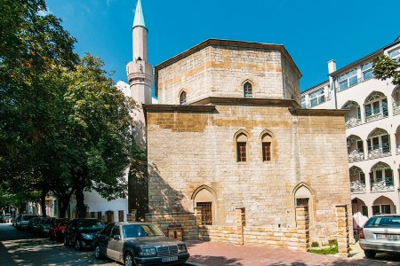Bajrakli mosque Attraction