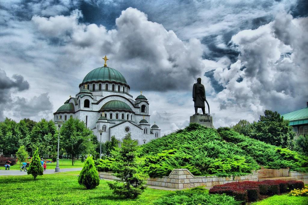 Znamenitost Hram Svetog Save Znamenitosti Beograd