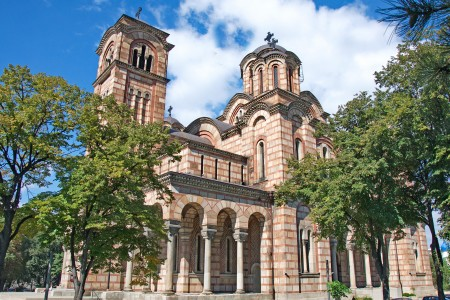 Church of St. Marko Attraction