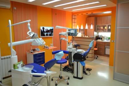 Dentist Dr Darko Mihailovic