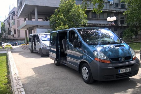 x limo van transport belgrade centar
