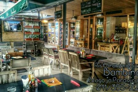 bambino ristorante pizzeria belgrade restaurants cukarica
