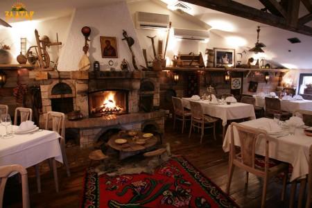 Etno Restoran Zlatar