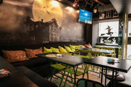 witch bar belgrade bars cafes centar