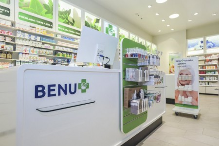BENU Pharmacy Belgrade