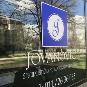 Stomatološka ordinacija Dr Jovanović