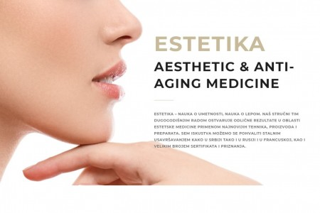 aesthetic anti aging centar dr milica djokic estetska medicina beograd zemun