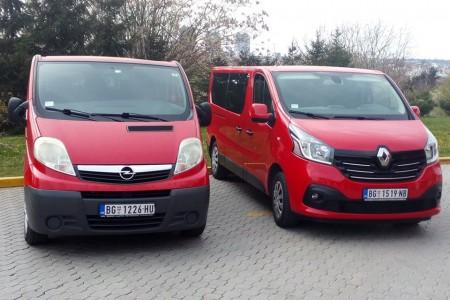 red line kombi prevoz putnika limo servisi zvezdara