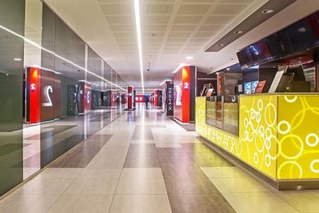 Cineplexx Ušće Shopping Center