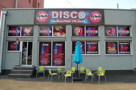 Igraonica Disco Jump
