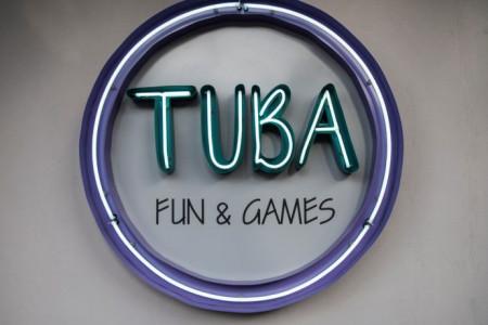 Playroom Tuba Fun