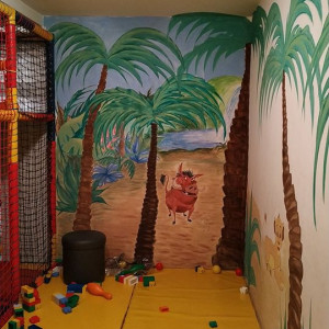 Playroom Pumba