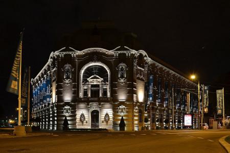 zgrada beogradske zadruge belgrade attractions centar4