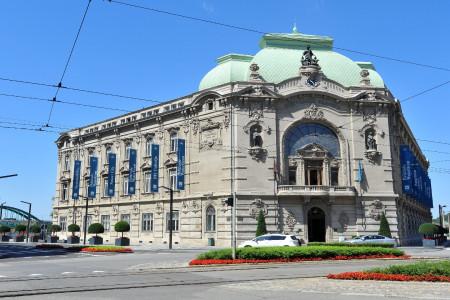 zgrada beogradske zadruge znamenitosti beograd centar