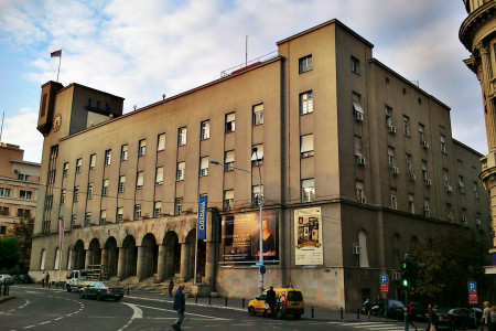 Palata Ratnički dom (Dom JNA)