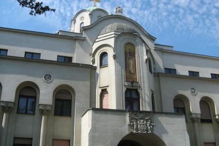 Serbian Patriarchy Building