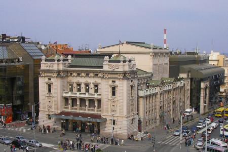 narodno pozoriste belgrade attractions centar