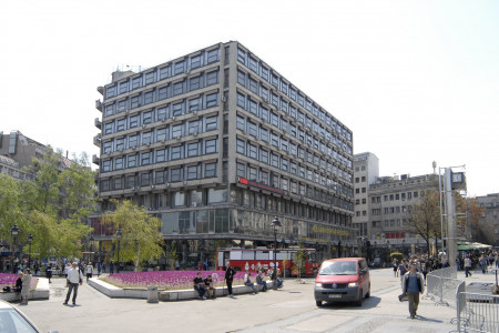 Building of the Press House