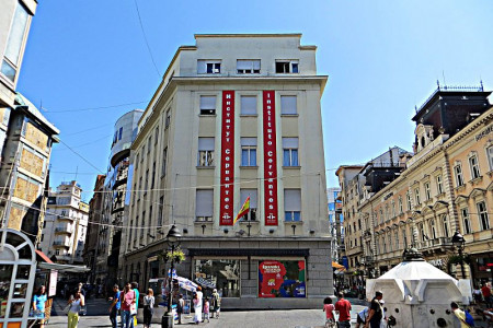 institut servantes belgrade attractions centar