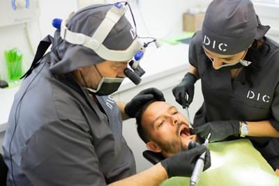 dental international center lamartinova dentist belgrade vracar5