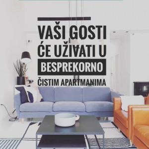 Čistunica Čišćenje Stanova Zgrada Beograd
