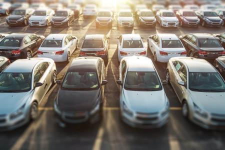 Spot parking Aerodrom