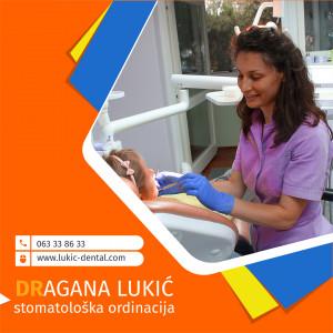 Dr Dragana Lukić - Najbolje Stomatološke Ordinacije Borča