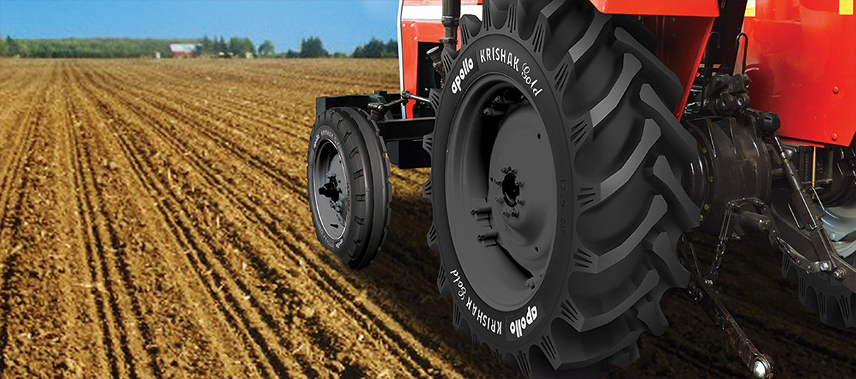 Apollo Agricultural Tyres Online - Tractor, Harvester, Trailer