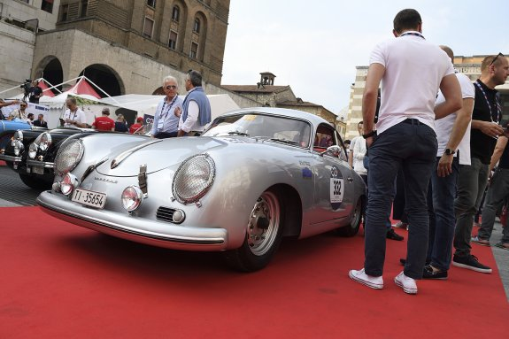 Vredestein main sponsor as official tyre partner of Mille Miglia