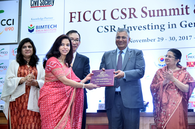 FICCI CSR Recognition