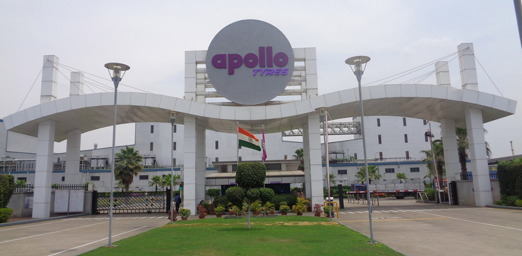 About Apollo Tyres
