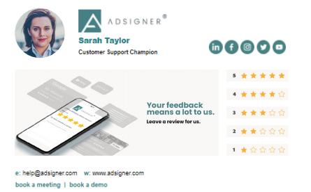 AdSigner Package
