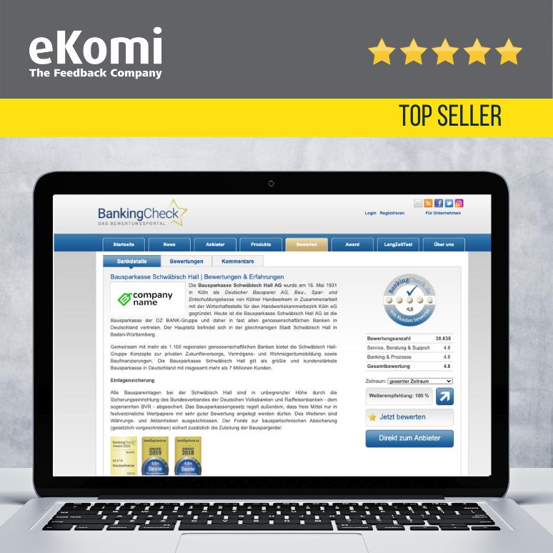 BankingCheck Provider Listing EUR