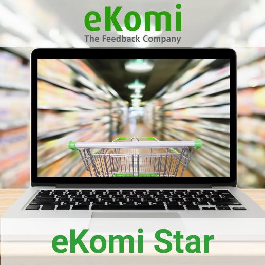 eKomi Star-Monthly-GBP