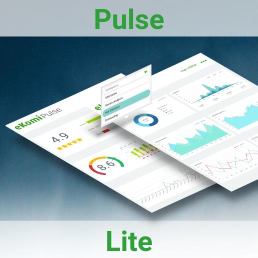 Pulse Reporting Dashboard Lite