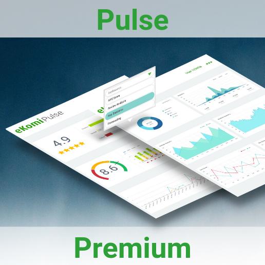 Pulse Reporting Dashboard Premium