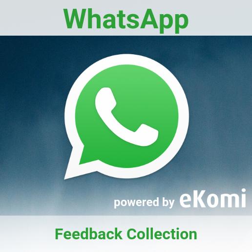 eKomi WhatsApp Inbound